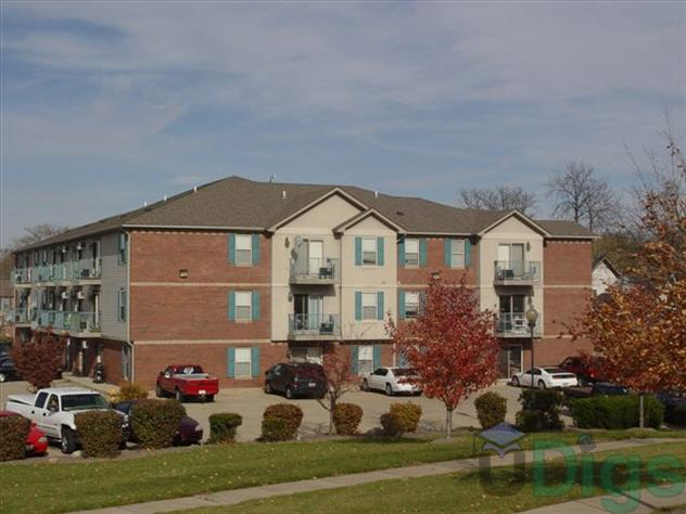 Monon Place Apartments At 510 Salem St In Lafayette In